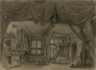 La Esmeralda, Act 3, Scene 2
