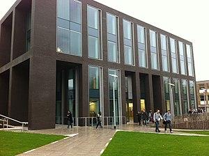 Lancaster University - Charles Carter building