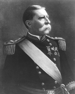 Charles Heywood - 9th Commandant of the Marine Corps (1891-1903)