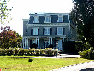 Charles Homer Davis House - Image: Charles Homer Davis House