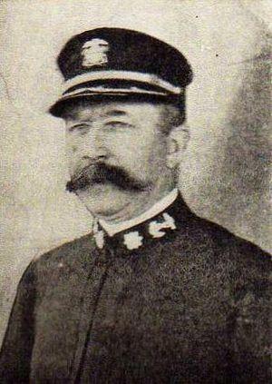 Charles J. Train - Charles J. Train around the time of the Spanish–American War.
