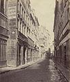 Charles Marville, Rue des Bourdonnais - Getty Museum.jpg