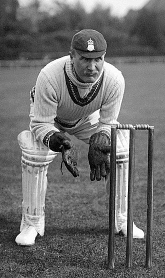 Charles Robson (cricketer) - Robson c.1905