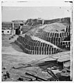 Charleston, South Carolina. Interior view of Fort Sumter LOC cwpb.02317.jpg