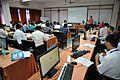 Charlotte Sexton - Digital Engagement of Museums - National Workshop - NCSM - Kolkata 2014-09-22 7183.JPG
