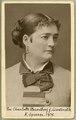 Charlotte Strandberg, porträtt - SMV - H7 210.tif