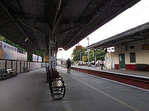 Chennai Park railway station - Wikipedia