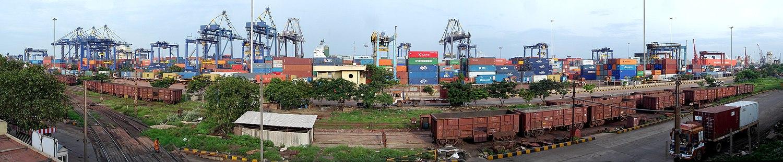 business at tuticorin port