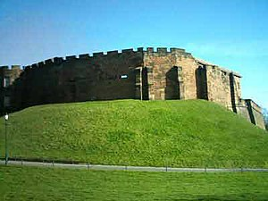 History of Chester - Chester Castle