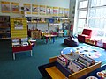 Children's section in Patcham library (41176873460).jpg