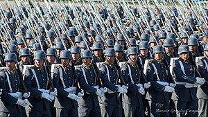 Chile - Escuela de Suboficiales Ejército - 19-09-2014