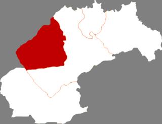 Qianan County County in Jilin, Peoples Republic of China