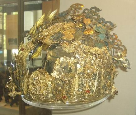 Chinese Empress Crown