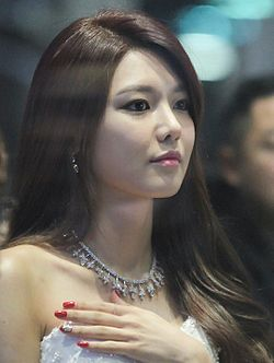 Choi Soo Young at SBS Entertainment Destination on December 2013.jpg