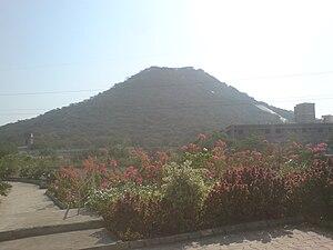 Chotila - Chotila Hill