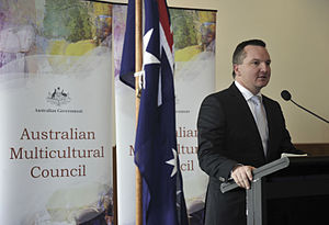 Rudd Government (2013) - Chris Bowen became Treasurer in the second Rudd Government.