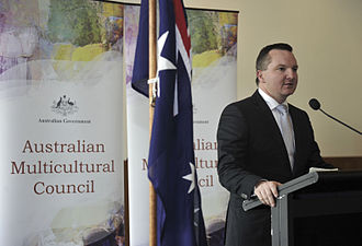 Immigration detention in Australia - Chris Bowen, Minister for Immigration in the Gillard Government oversaw a restoration of offshore processing of asylum seekers following the closure of the system by the Rudd Government.
