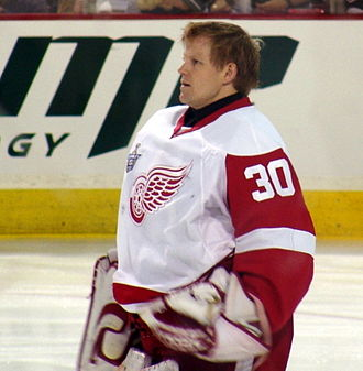 Chris Osgood - Game 4, 2008 Stanley Cup Finals
