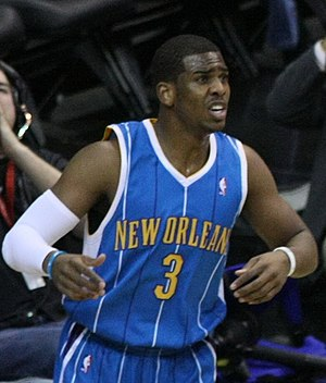 New Orleans Pelicans accomplishments and records - Chris Paul was a face of New Orleans from 2005 to 2011.