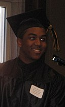 Christopher Massey graduating High School (Cropped).jpg