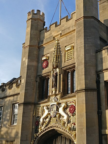 The Great Gate of Christ's College Christs Great Gate.jpg