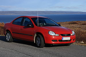 Chrysler Neon/Dodge Neon/Plymouth Neon/Dodge SX 2.0