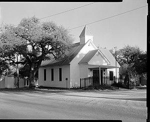 Driftwood, Texas - Church in Driftwood