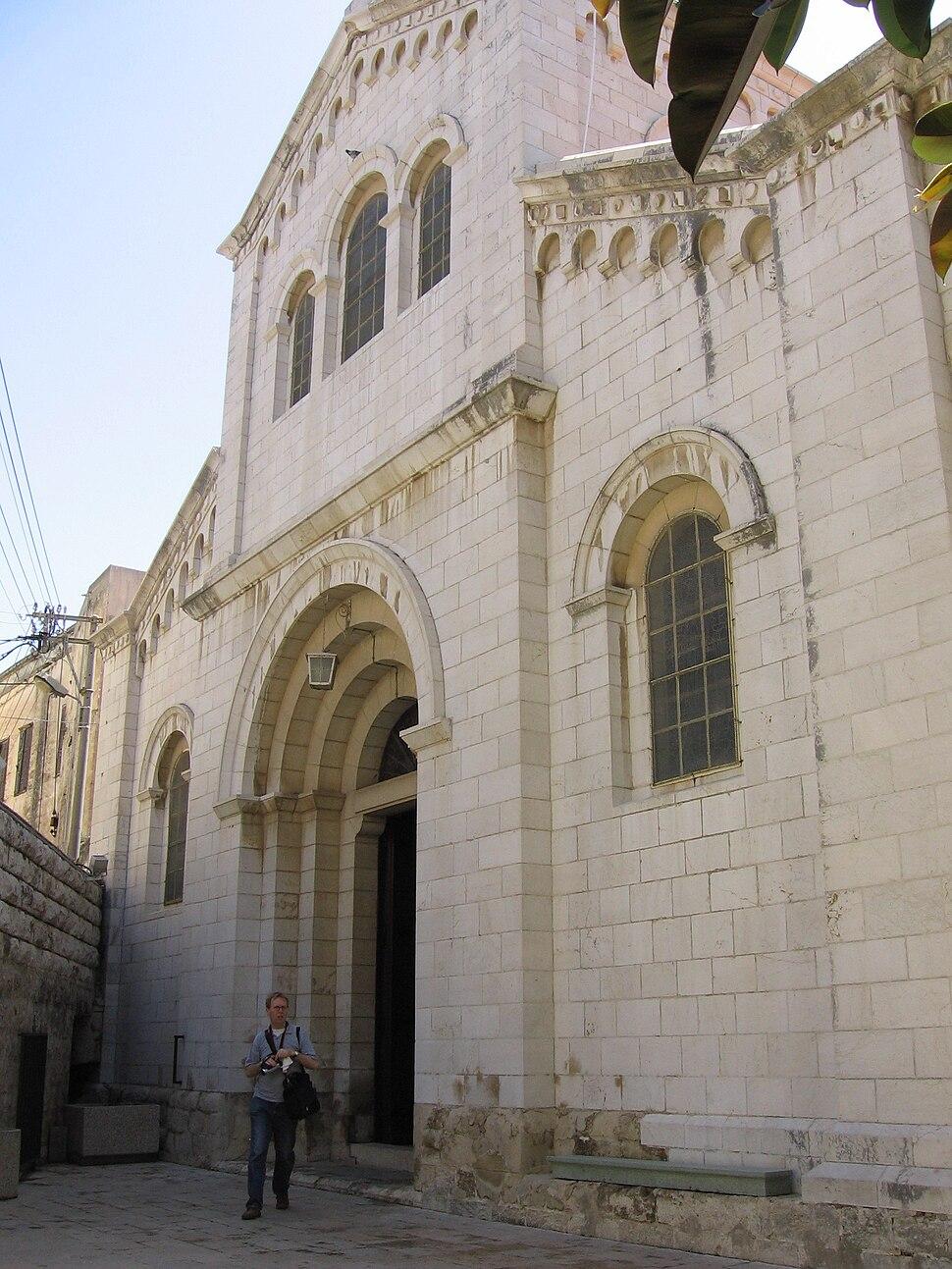 Church of St Joseph in Nazareth 3