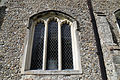 Church of St Mary Hatfield Broad Oak Essex England - south aisle south window at west.jpg