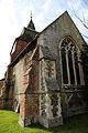 Church of St Nicholas, Fyfield, Essex, England - chancel from south-east.jpg