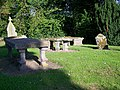 Churchyard, Bendochy Kirk - geograph.org.uk - 863015.jpg