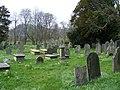 Churchyard at Llantysilio - geograph.org.uk - 1242881.jpg