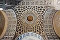 Cimitero dall'antella, cappella di san michele arcangelo, decori della manifattura chini, 1927, 01.JPG