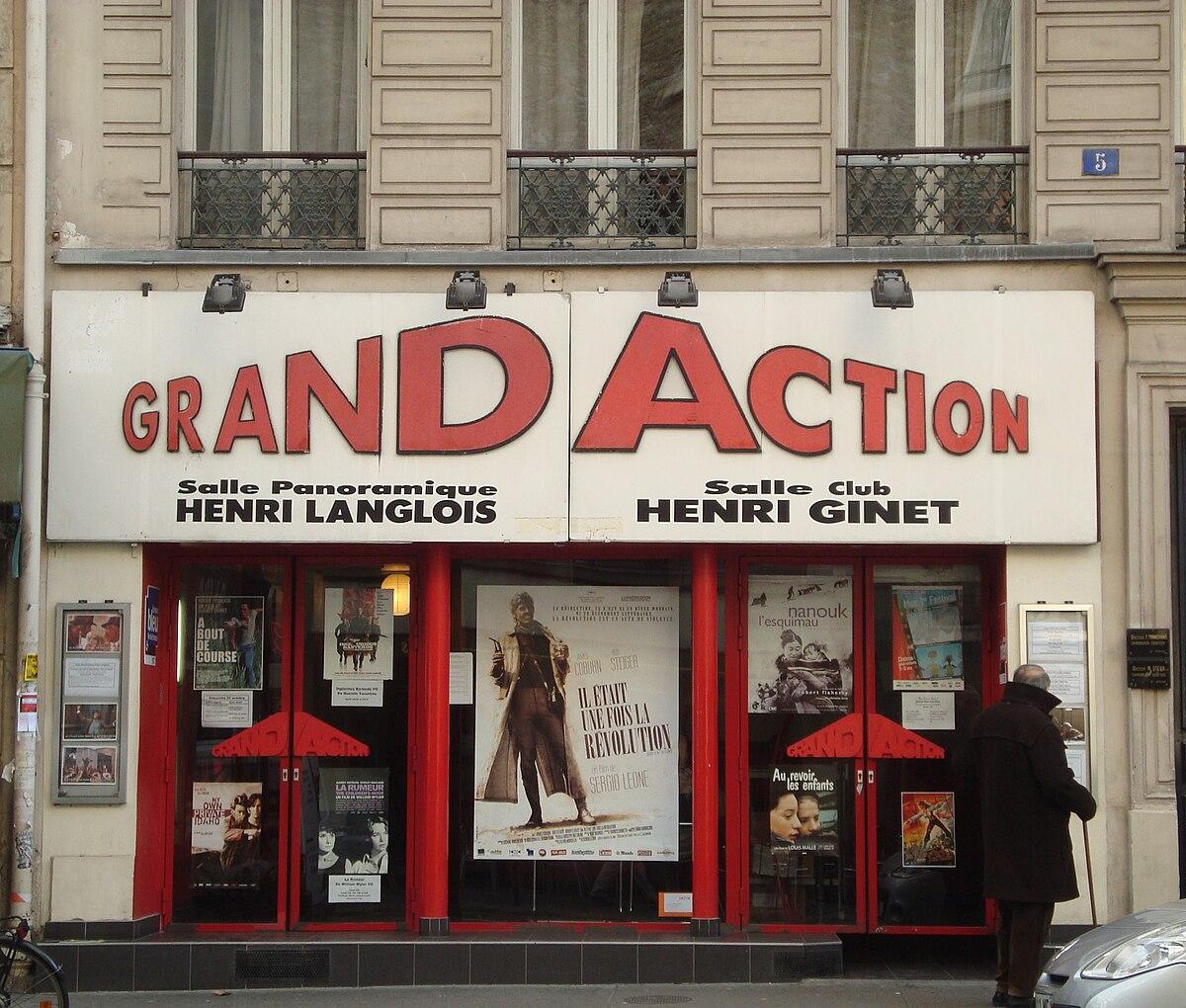 Grand action wikip dia - 48 rue des ecoles 75005 paris ...