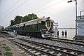 Circular Train Crossing Mayer Ghat - Baghbazar Railway Station - Kolkata 2017-04-29 1929.JPG