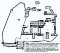 Cistercijanska opatija Stična - tloris.jpg