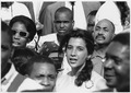 Civil Rights March on Washington, D.C. (Faces of marchers.) - NARA - 542072.tif