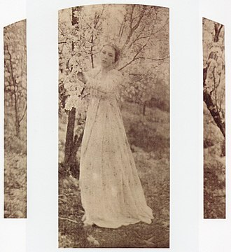 Clarence Hudson White - Spring - A Triptych 1898