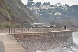 Class 43 on the sea wall at Teignmouth (0107).jpg