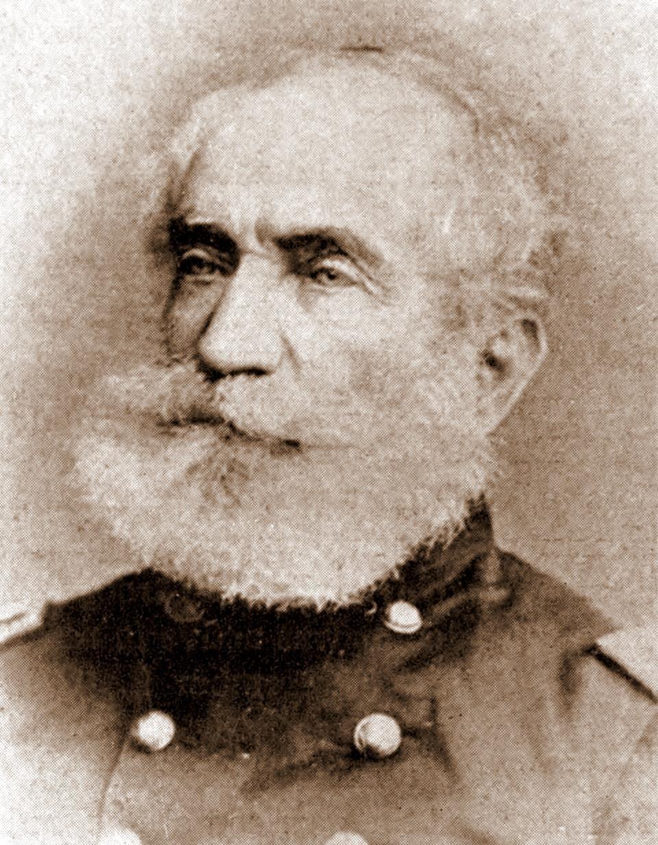 Clement Alexander Finley - portrait