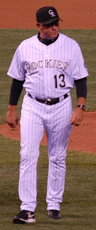 Clint Hurdle - With the Rockies in 2007