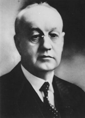 Clyde L. Herring - Image: Clyde L. Herring, US Senator