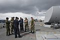 Cmdr. Bryan Gallo give officers from the Norwegian Home Guard a tour of the ship.jpg