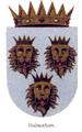 CoA of Dalmatia (Habsburg Monarchy).png