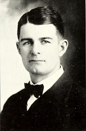 W. D. Chadwick - Chadwick pictured in Reveille 1917, Mississippi State yearbook