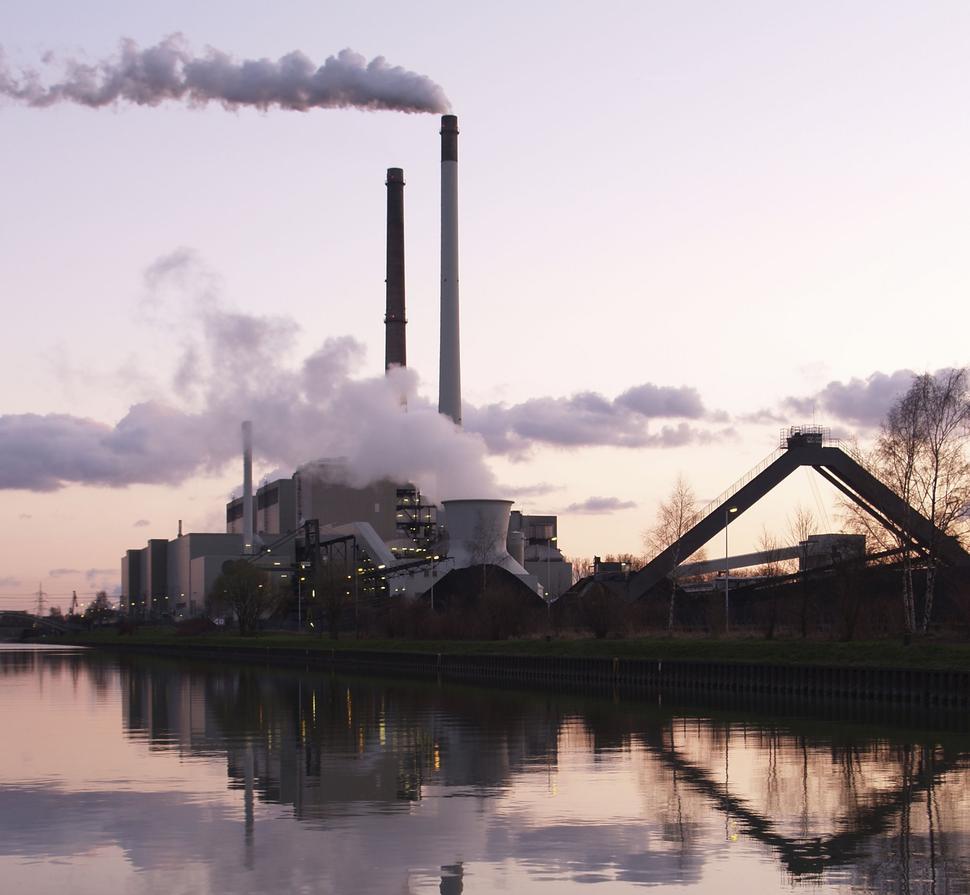 Coal power plant Datteln 2 Crop1