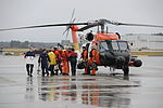 Coast Guard helicopter rescues four off Virginia coast 140114-G-ZV557-224.jpg