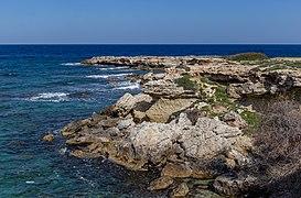 Coast in Karpaz, Northern Cyprus 06.jpg