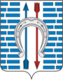 Coat of Arms of Bolotnoe (Novosibirsk oblast).png