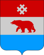 Coat of Arms of Komi-Permyak Okrug without crown.png